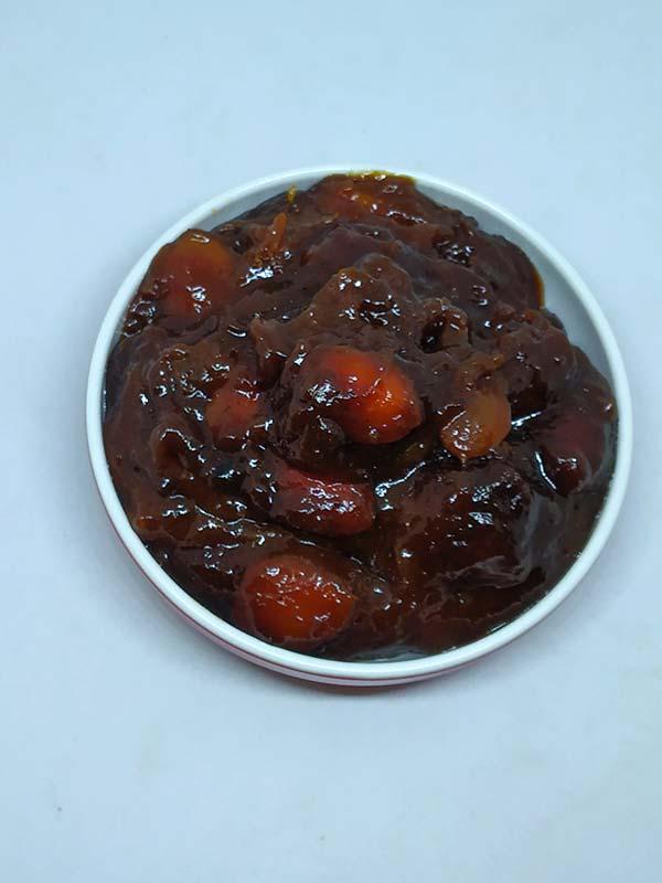 alu-bokharar-achar আলু বোখারার আচার